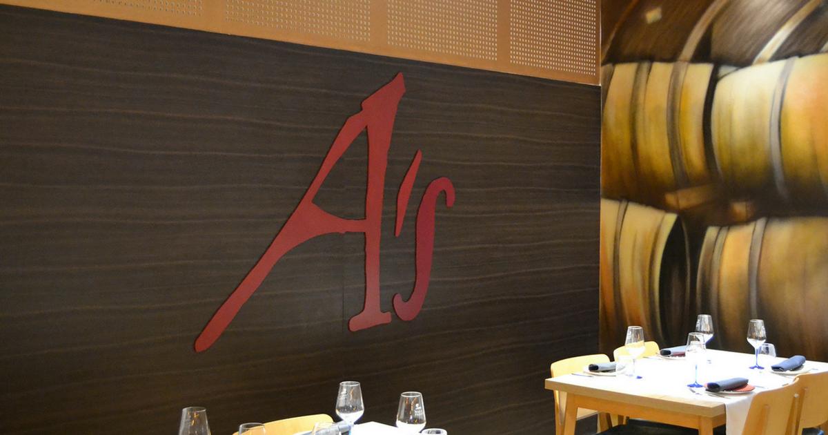 Proyecto de rotulación del Adrian's de Cornellà