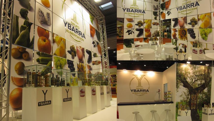 Estand Ybarra en Alimentaria 2014-por Grafiks