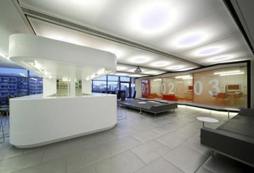 Oficinas de Red Bull en Londres
