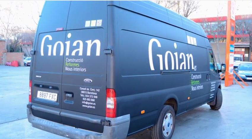 Vehiculo Goian