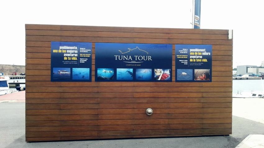 Exterior tuna tour OK