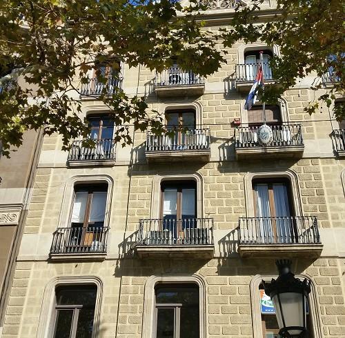 Sede central en Barcelona de Online Tours