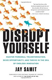 5 libros sobre empresa y creatividad_Disrupt Yourself