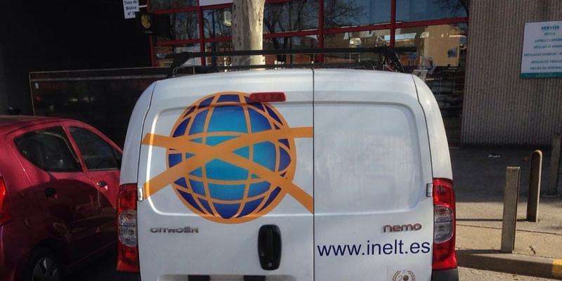 5 casos de rotulación de vehículos de empresa_Inelt_por Grafiks