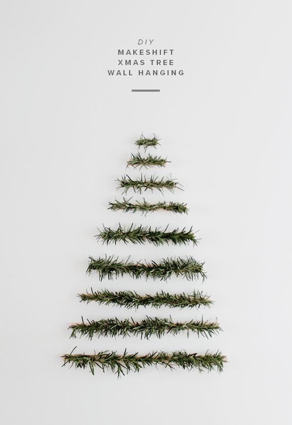 Un árbol de Navidad original