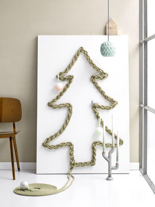 Ideas para un árbol de Navidad original